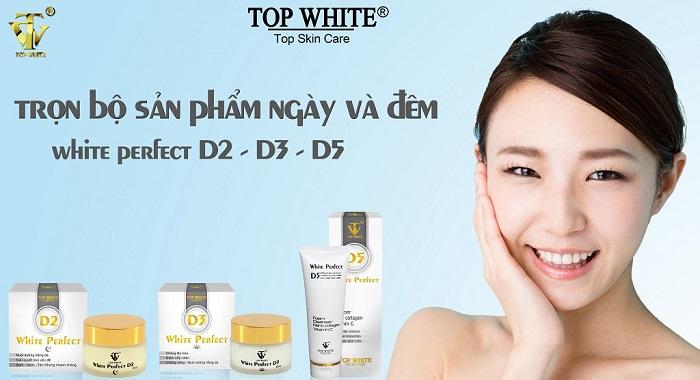 kem top white d5
