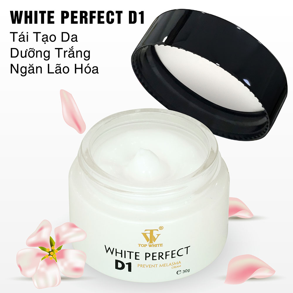 Top White Perfect D1