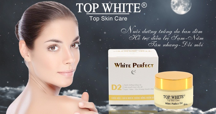 Top White Perfect D2